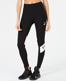 Puma XTG Colorblocked Logo Leggings