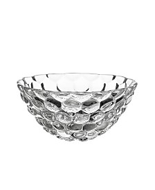 Orrefors Raspberry Small Bowl