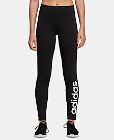 Linear-Logo Leggings