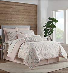 Eva Longoria Black Label Ocos Collection Queen Comforter Set