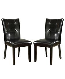 Kesler Dining Chair (Set Of 2), Quick Ship