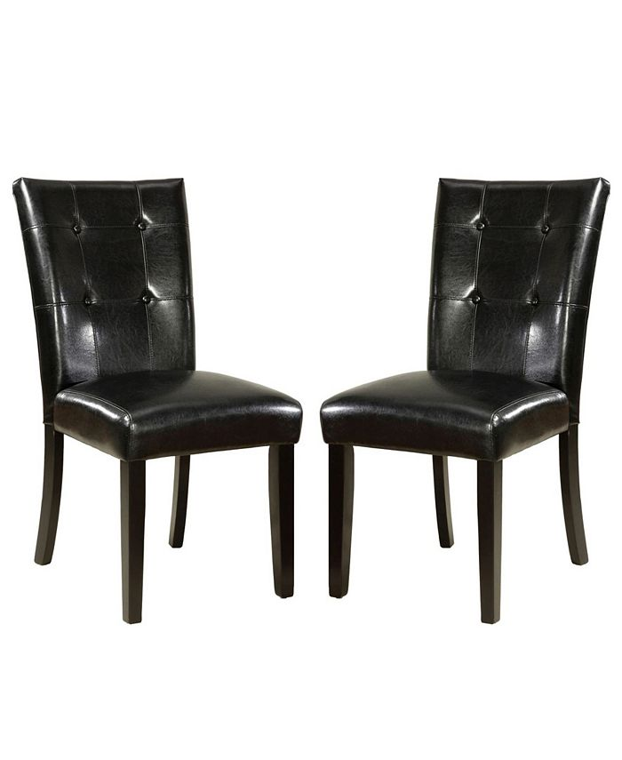 Furniture of America - Kesler Dining Chair (Set Of 2), Quick Ship