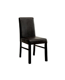 Kenneth Dining Chair (Set Of 2), Quick Ship