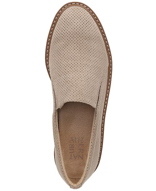 a8aa4485f78 Naturalizer Effie 2 Perforated Platform Loafers   Reviews - Home ...