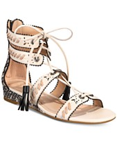 new arrival bafaf 4fc0d COACH Via Demi Wedge Sandals