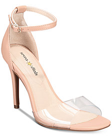 Seven Dials Natalie Two-Piece Dress Sandals, Created for Macy's