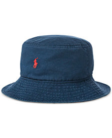 Polo Ralph Lauren Big Boys Reversible Chino Bucket Hat