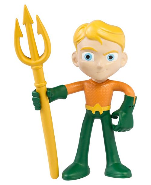 "DC Comics NJ Croce ACTION BENDALBES 4"" Aquaman Action Figure"