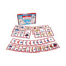 Junior Learning CVC Bingo Learning Educational Game