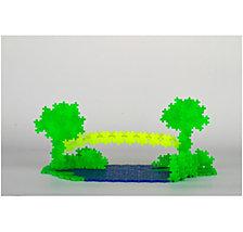 Plus Plus 600 Piece Neon Assortment Building Set