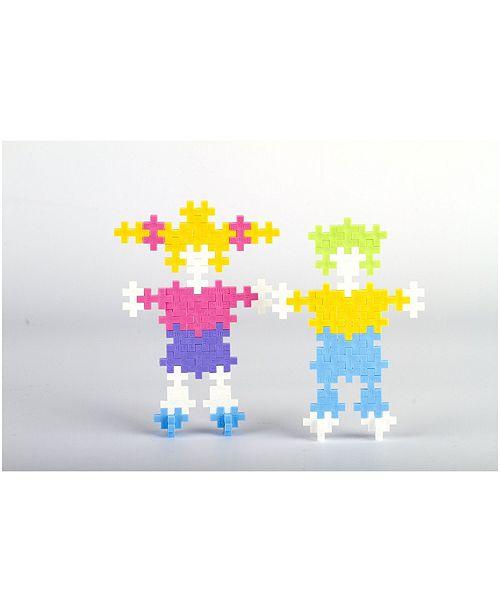 Plus-Plus - Open Play - 1200 pc Pastel
