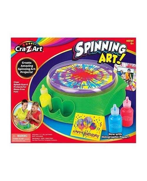 Cra-Z-Art Cra Z Art Spinning Art Kit