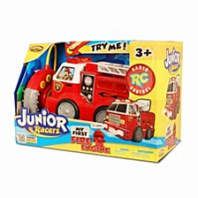 Junior Racers My First RC Fire Truck