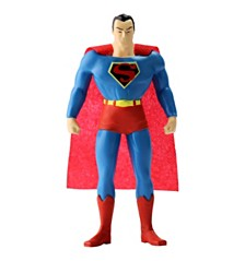 "NJ Croce DC Comics Superman New Frontier 5.5"" Bendable Figure"