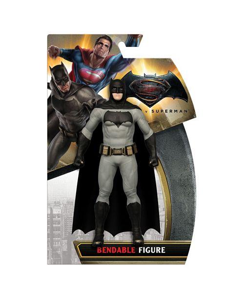 DC Comics NJ Croce Batman VS. Superman Batman Bendable Figure