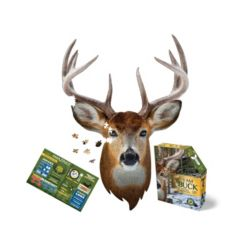 Madd Capp Puzzles I Am Buck 550 Piece Puzzle