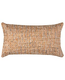 """14"""" x 26"""" Heathered Down Filled Pillow"""