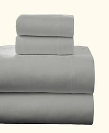 Superior Weight Cotton Flannel Sheet Set - California King