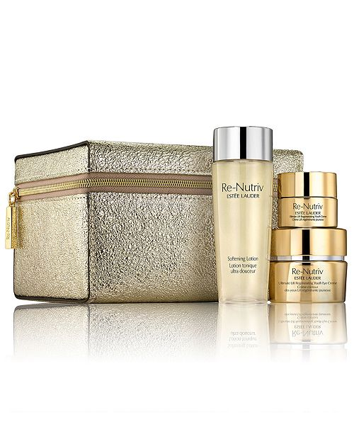 Estee Lauder 4-Pc. Re-Nutriv Ultimate Eye Set