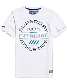 Superdry Men's Original Logo Print T-Shirt