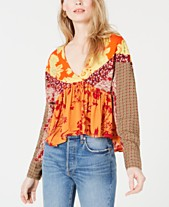 5e2573254 Clearance Closeout Free People Clothing - Macy s
