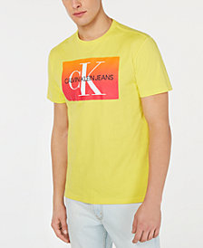 Calvin Klein Jeans Men's Boxed Logo T-Shirt