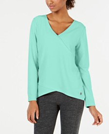 Ideology Asymmetrical Top, Created for Macy's