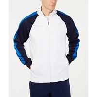 Macys deals on Club Room Mens Raglan Track Jacket