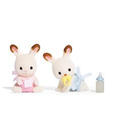 Critters - Hopscotch Rabbit Twins