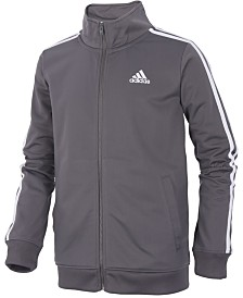 adidas Iconic Tricot Jacket, Big Boys