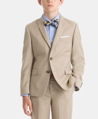Little Boys Wool Suit Jacket