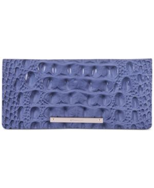Image of Brahmin Ady Melbourne Embossed Leather Wallet