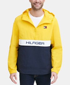 Tommy Hilfiger Men's Taslan Popover Jacket, Created for Macy's