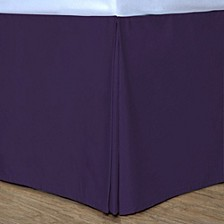 Colors Cotton Bed Skirt, King