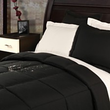 Lotus Home Water and Stain Resistant Comforter Mini Set