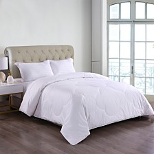 Cottonloft Soft Medium-Warmth Cloud Stitch All natural Breathable Hypoallergenic Cotton Comforter