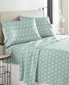 Heavy Weight Cotton Flannel Sheet Set Twin