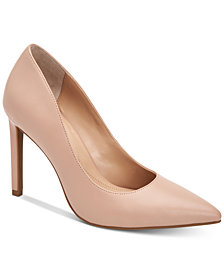 Alfani Leizlee Womens Step 'N Flex Pumps, Created for Macy's