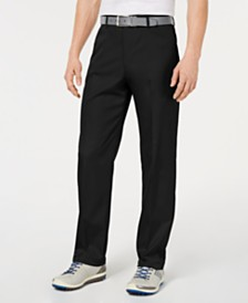 Attack Life by Greg Norman Men's Flat Front Pants, Created for Macy's