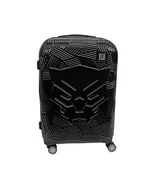 "Marvel Black Panther Molded 25"" Hardside Spinner Suitcase"