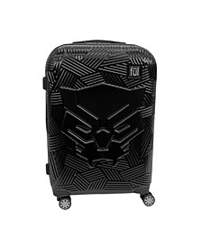 "Marvel Black Panther Icon Molded 29"" Hardside Spinner Suitcase"