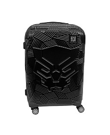 "FUL Marvel Black Panther Icon Molded 29"" Hardside Spinner Suitcase"