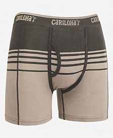 Cariloha Men's Breathable Viscose from Bamboo Boxer Brief