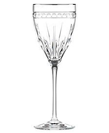 Lenox Stemware, Vintage Jewel Platinum Signature Wine Glass