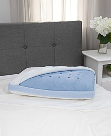 Cold Touch Gusseted Gel-Infused Memory Foam Pillow Collection