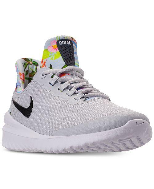 5905fa7436 Nike Women's Renew Rival Premium Running Sneakers from Finish Line ...
