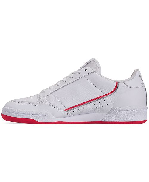new arrival b7552 8f1f6 ... adidas Womens Originals Continental 80 Casual Sneakers from Finish ...