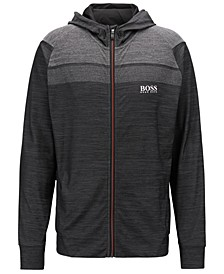 BOSS Men's Sarrotech Full-Zip Sweatshirt