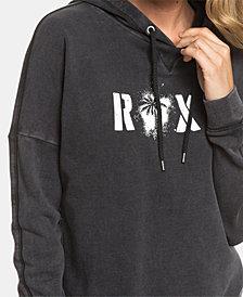 Roxy Juniors' Ocean Boulevard Cotton Fleece Hoodie