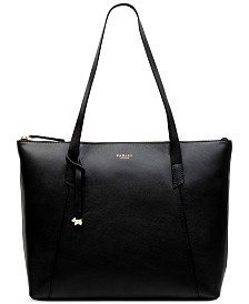 Radley London Wood Street Leather Shoulder Tote